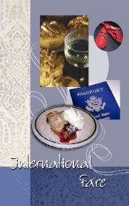 Passport to International Fare from Helen's Hungarian Heritage Recipes